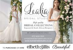 African Design, Bridal Collection, Bride, Wedding Dresses, Beautiful, Fashion, Wedding Bride, Bride Dresses, Moda