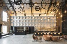 The Warehouse Hotel, a Singapore un hotel di design - Icon Design