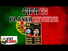 Fifa 13 Ultimate Team IF Danny Review and In Game Stats Fifa 13 IF Danny Review Fifa 13 Ultimate Team IF Danny 84 Review