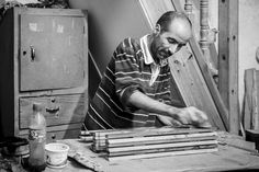 The Focused Carpenter - 3 by Amine Fassi on 500px