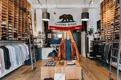 Some flagship stores are designed and built by people the founders never even meet. The Taylor Stitch shop on Valencia in the Mission District is the total opposite. Housed in a building that used to sit across from the old...