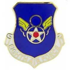 "U.S. 8th Air Force Pin 3/4"" by FindingKing. $8.99. This is a new U.S. 8th Air Force Pin 3/4"""