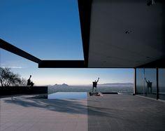 2001 Residential Winner: Michael P. Johnson Design Studios featuring tiles from Ceramica Ligure Vaccari