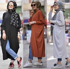 Likes, 69 Comments - 👸 hijab style icon 👸 ( on Insta. Islamic Fashion, Muslim Fashion, Modest Fashion, Fashion Outfits, Hijab Style Dress, Hijab Chic, Hijab Outfit, Modest Dresses, Modest Outfits