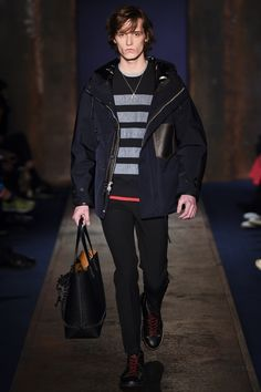 See the complete Coach 1941 Fall 2016 Menswear collection.