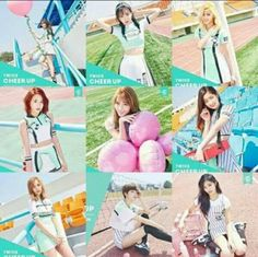 TWICE CHEER UP COMEBACK ^-^ Z