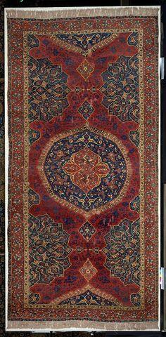 The Ushak Carpet      Object:      Carpet     Place of origin:      Usak, Turkey (probably, made)