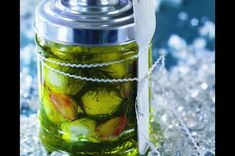 Tzatziki, Preserves, Pickles, Cucumber, Snacks, Canning, Recipes, Food, Vegan