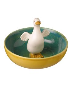 Look at this Duck Dipping Bowl on #zulily today!