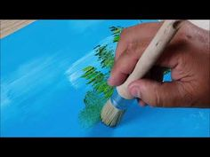 How to Improve Your Painting Skills with Acrylic Painting Tips? Acrylic Pouring Art, Acrylic Painting Tutorials, Painting Videos, Acrylic Art, Peintures Bob Ross, King Art, Acrylic Tutorials, Beginner Painting, Learn To Paint
