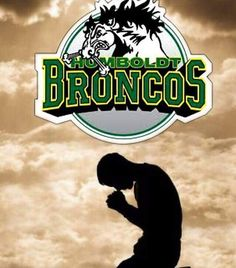 A person has died after a bus carrying the Humboldt Broncos junior hockey team collided with a semi-trailer unit north of Tisdale. Hockey Mom, Hockey Teams, Hockey Players, Hockey Stuff, Colorado Avalanche, Go Fund Me Page, Broncos Team, Hockey Quotes, Hockey Season