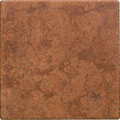 Del Conca Rialto Terra Thru Body Porcelain Indoor/Outdoor Floor Tile (Common: 12-in x 12-in; Actual: 11.81-in x 11.81-in)