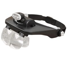 1set Dental Lab Magnifying Head Loupe w/ 4 Lenses and 3LED Light  #Affiliate