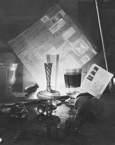 Josef Sudek, Still Life, 1968-1972.