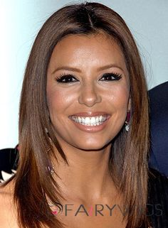 2015 Cool Medium Straight Brown African American Lace Wigs for Women