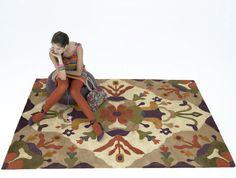 Victoria rug by Nanimarquina