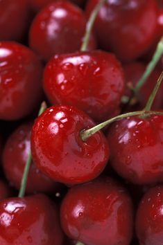 The benefits of red foods