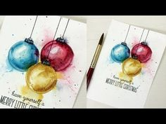 When Watercolors Go Wrong - YouTube