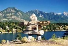 Lake Windermere, British Columbia, CAN Canadian Art, Local Attractions, Windermere, Columbia River, Oh The Places You'll Go, Hot Springs, British Columbia, Wonderful Places, Mount Rushmore
