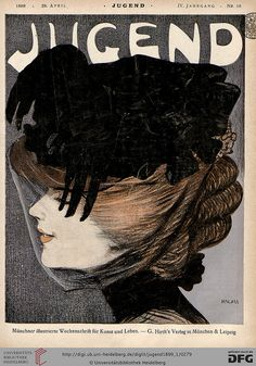 JUGEND MAGAZINE by mica12244art, via Flickr