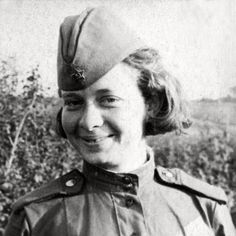Frida Lekhtman was born in 1921 in the village of Litino, Ukraine. When Frida was two years old her family moved to Vinnitsa. In May 1942 she volunteered to join the Red Army and was assigned to the communications battalion on the Western Front. From June 1944 she participated in Operation Bagration (June 23 - August 29, 1944) for the liberation of Belarus, the Baltic States, and eastern Poland. Frida Lekhtman ended the war in Königsberg, East Prussia in May, 1945