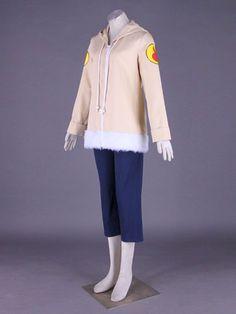 Amazon.com: Dream2Reality Japanese Anime Naruto Cosplay Costume -Hyuga Hinata 1st Ver Medium: Clothing