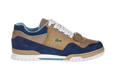 Lacoste Missouri RH Navy & Brown
