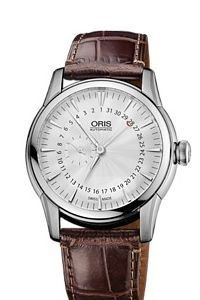 Oris 01 744 7665 405107 5 22 70FC Mens Watch Artelier Small Second Pointer Date Automatic ** Click image to review more details. Note: It's an affiliate link to Amazon #LuxuryMenWatch