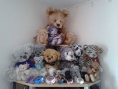 From Charlie Bears collector - Katie Button