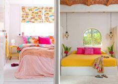 | 35 dormitorios con olor a verano