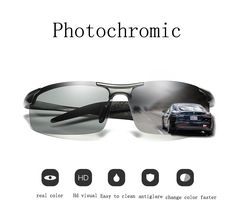 AORON Original Brand HD Lens Photochromic Polarized Sunglasses Men Driving Day and Night Vision Goggles Sun Glasses Eyeglasses Read more at The Bargain Paradise : https://www.nboempire.com/products/aoron-original-brand-hd-lens-photochromic-polarized-sunglasses-men-driving-day-and-night-vision-goggles-sun-glasses-eyeglasses/ 100% Brand New & High Quality. Quality : AAA+++ . Lens Material : Polaroi