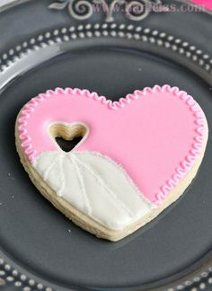 ♔Bridal Cookie