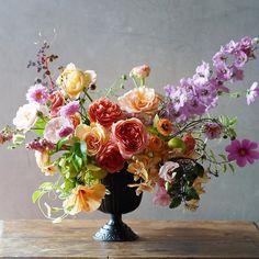 Kiana Underwood | Tulipina | Floral Designer #tulipina September #2015
