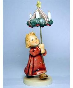 Hummel Christmas Figurines - Google Search