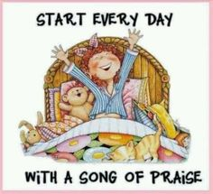 Sing unto the Lord a New Song. Worship Him in the beauty of His Holiness!