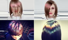 Forget ombre, #XPRESIONPIXEL hair is the latest trend