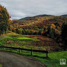 Vermont  Pic of the day  10.08.15  Photographer @machmama  Congratulations!   Beautiful fall day at Green Mountain National Golf Course  #scenesofvt #gmngc #greenmountaingolfcourse #killington #colorpop #vermont_potd #fallinvermont #vermont_fallfoliage #fall #fallfoliage #foliage #leafpeepers #leafpeeping #igersvermont #ig_vermont #newengland