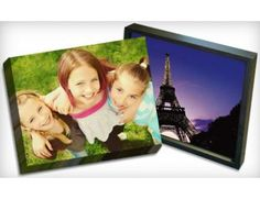 Up to 75% Off Small, Medium, or Large Photo-Print Reproductions on Gallery-Wrapped Canvas from Picture It On Canvas