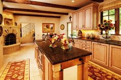 Kitchen Photos Granite Countertop Design, Pictures, Remodel, Decor and Ideas - page 11