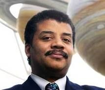 Neil DeGrasse Tyson. If you know who he is you understand why.