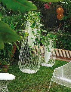 Fioriere: Vaso Heaven di Emu | Design: Jean Marie Massaud | Collezione: Advanced | Materiali: Acciaio #design