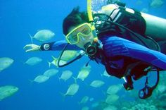 Diving Course in Kas