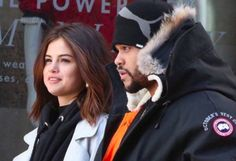 Selena Gomez And The Weeknd Are In Toronto And Were Freaking Out
