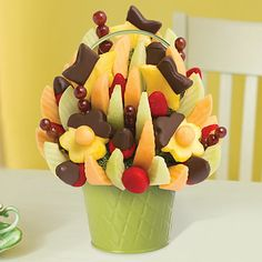 Edible Arrangements - Delicious Celebration®  Dipped Strawberries & Pineapple