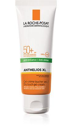 Mattierende Sonnencreme für normale und empfindliche Haut, sowie bei Sonnenallergie. Entdecken Sie Anthelios XL LSF 50+ Mattierende Gel-Creme aus der Anthelios Pflege-Serie von La Roche-Posay.