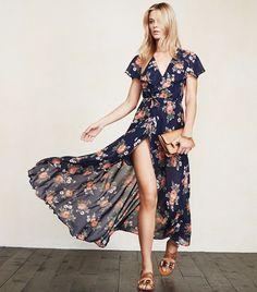 Reformation Harwood Dress