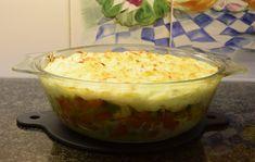 Recept voor Gegratineerde visschotel met veel groenten. Meer originele recepten en bereidingswijze voor eenpansgerechten vind je op gette.org.