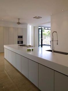 Verticality In Modern Residential Architecture Displayed By Lotus House Modern Residential Architecture, Decoration, Home Kitchens, Lotus, Display, How To Plan, Company Quotes, Design, Interiors