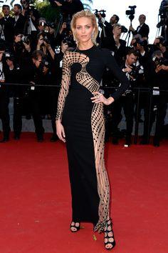 Anja Rubik Cannes Film Festival 2015
