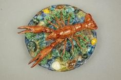 palissy ware england - Google Search